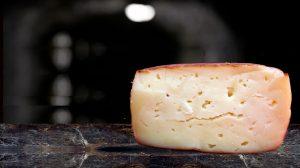 El queso ahumado de Pría